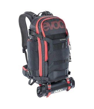 EVOC EVOC, Trail Builder, 30L, Backpack, Black