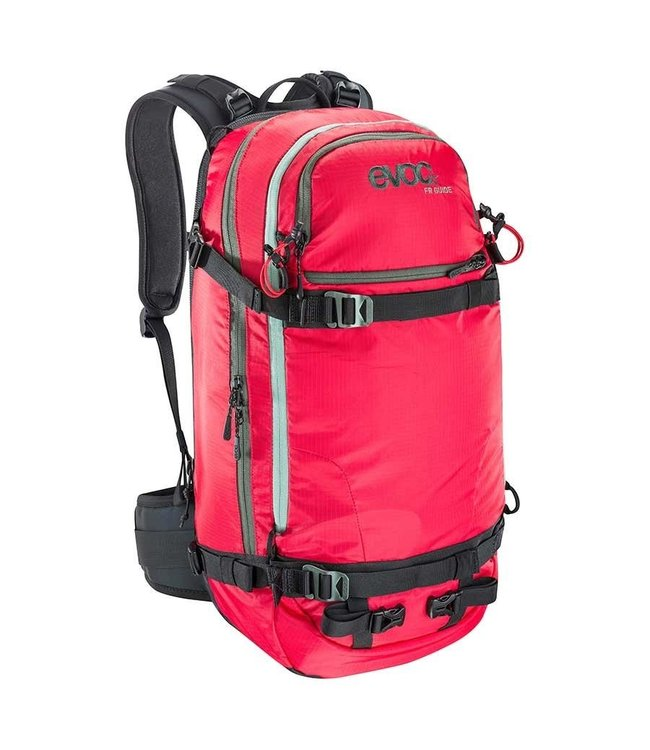EVOC EVOC, FR Guide Snow Protector 30L, Backpack, Red, ML