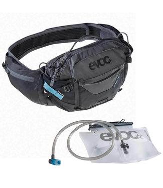 EVOC EVOC, Hip Pack Pro, Hydration Bag, Volume- 3L, Bladder included- 1.5L