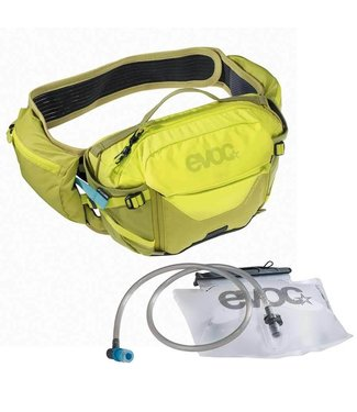 EVOC EVOC, Hip Pack Pro, Hydration Bag, Volume- 3L, Bladder included- 1.5L