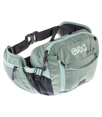 EVOC EVOC, Hip Pack Race 3L, Hydration Bag, Volume: 3L (Bladder not included)