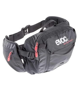 EVOC EVOC, Hip Pack Race 3L, Hydration Bag, Volume: 3L (Bladder not included)