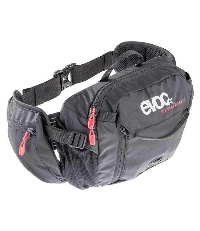 EVOC EVOC, Hip Pack Race, Hydration Bag, Volume: 3L, Bladder included: 1.5L