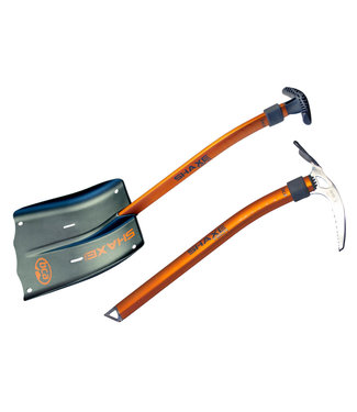 K2 BCA, SHAXE TECH SHOVEL ORANGE