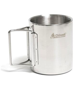 Chinook Chinook Timberline D-W Mug 7.5 (Fold) 42120, Silver