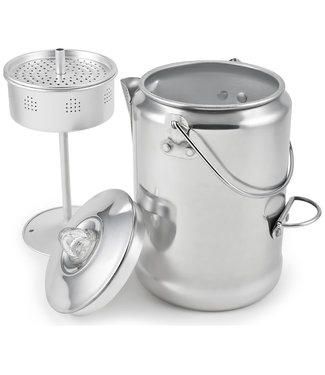 Chinook Coffee Percolator 9 (Aluminum), 41320