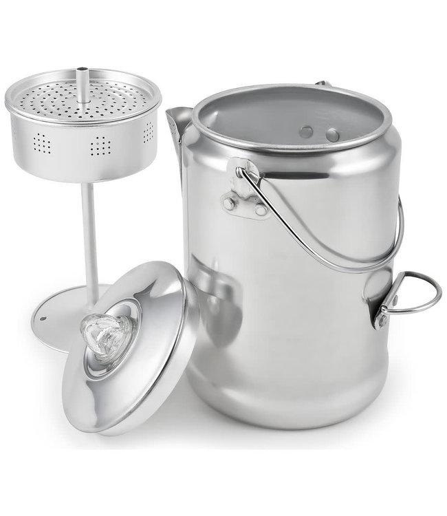 Chinook Chinook Coffee Percolator 9 (Aluminum), 41320