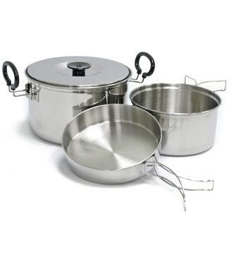 Chinook Chinook Plateau Expedition Cookset 41035