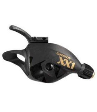 SRAM Sram, XX1 Eagle Trigger, Shifter, 12sp., Gold, Rear