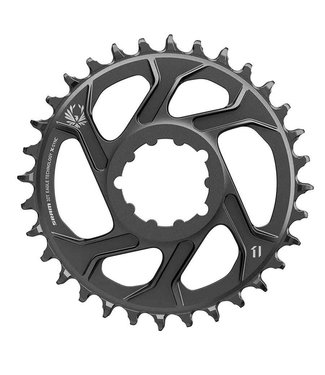 SRAM SRAM, X-SYNC 2 SL, Chainring, Teeth: 32, Speed: 11/12, BCD: Direct Mount