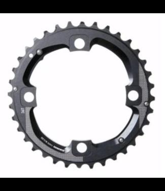 SRAM Sram, 36T Chainring, 11sp, BCD: 104, Aluminum, Black