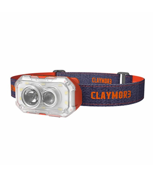 Claymore Claymore, Heady Rechargeable Headlamp