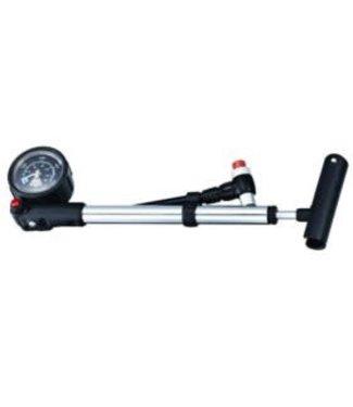 EVO EVO, Pressure LX, Shock pump, With gauge, 300psi
