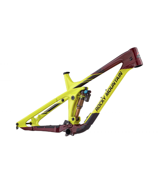 Rocky Mountain Bicycles Rocky Mountain, Slayer Carbon Frame ONLY - 2018