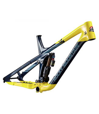 Rocky Mountain Bicycles Rocky Mountain Slayer 790 MSL Frame ONLY - Yellow/Blue Small 2017