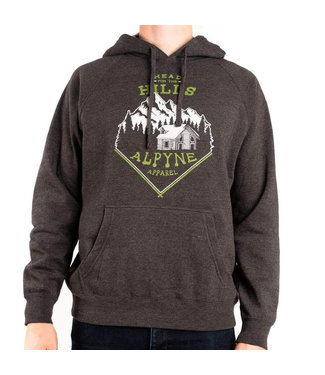 Alpyne Apparel Alpyne Apparel, Men's Head for the Hills Hoodie