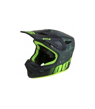 100% 100%, Status Youth DH/BMX Helmet, Skeema