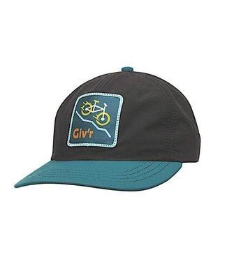 Ambler Ambler 108 Nahanni Black Kids Hat