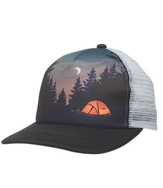Ambler Ambler 361 Wild Places Charcoal Hat