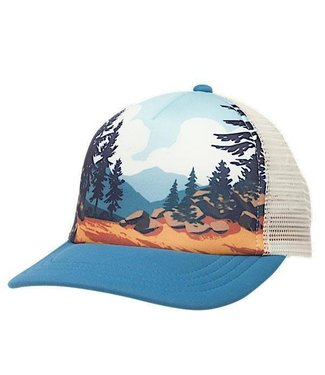 Ambler Ambler 361 Wild Places Ink Blue Hat
