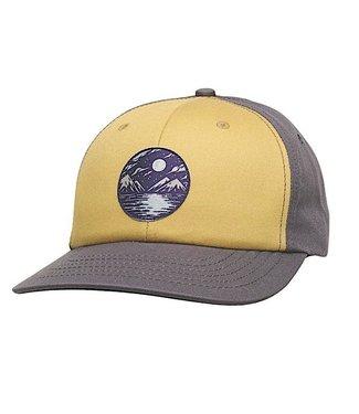 Ambler Ambler 399 Moonlight Charcoal Hat