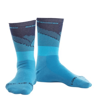Rocky Mountain Bicycles Rocky Mountain, CC Socks Turquoise LG/XL