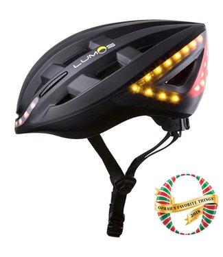 Lumos, Kickstart, Helmet, Charcoal Black, U, 54 - 62cm