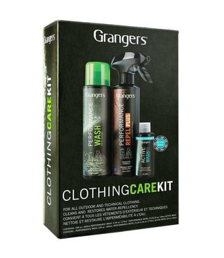 Grangers Grangers Clothing Clean and Proof Kit