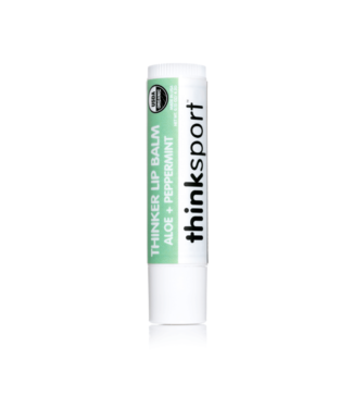 Thinksport Thinksport Lip Blam - Aloe Pepperment