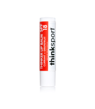 Thinksport Thinksport Lip Balm SPF 18 Currant Grapefruit