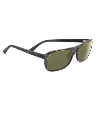 Serengeti Serengeti, Lorenso Sunglasses, Marble Green, Polar, 555 NM 6