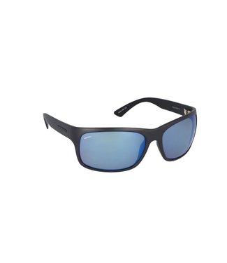 Serengeti Serengeti, Pistoia Black Polar 555nm BlueMirror 8 Base Sunglasses, 8298
