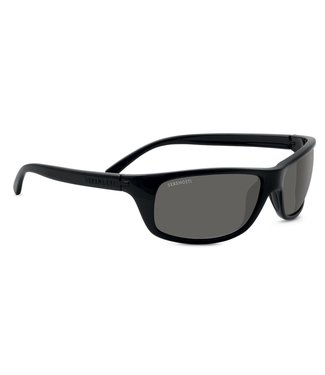 Serengeti Serengeti, Bormio Black Polar PhD CPG 8 Base Sunglasses, 8168