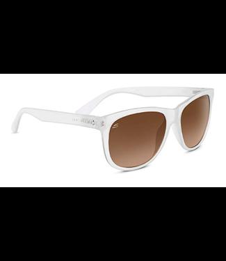 Serengeti Serengeti, Ostuni Sunglasses, Cloud White, Non Polar, Drivers