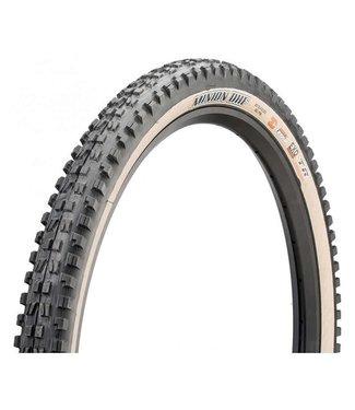 Maxxis Maxxis, Minion DHF, Tire, 27.5''x2.30, Folding, Tubeless Ready, 3C, EXO, 60TPI, Tanwall