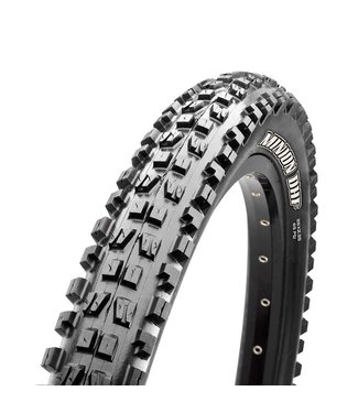Maxxis Maxxis, Minion DHF, Tire, 27.5''x2.50, Wire, Clincher, 3C, 2-ply, 60TPI, Black