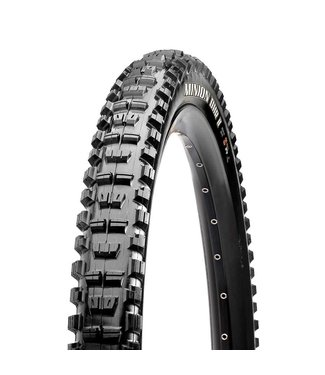 Maxxis Maxxis, Minion DHR2, Tire, 26''x2.40, Wire, Clincher, 3C Maxx Grip, 2-ply, 60TPI, Black