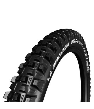 Michelin, Wild Enduro Front, Tire, 29''x2.40, Folding, Tubeless Ready, GUM-X, GravityShield, 60TPI, Black
