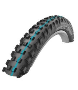 Schwalbe Schwalbe, Magic Mary Addix, Tire, 27.5''x2.35, Wire, Clincher, Addix, TwinSkin, 20D2TPI, Black