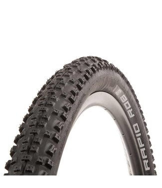 Schwalbe Schwalbe, Rapid Rob, Tire, 29''x2.25, Wire, Clincher, SBC, K-Guard, 50TPI, Black