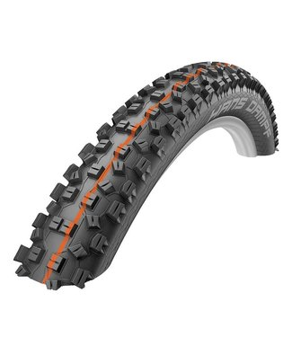 Schwalbe Schwalbe, Hans Dampf, Tire, 26x2.35, Folding, Tubeless Ready, Addix Soft, Super Gravity, 67TPI, Black