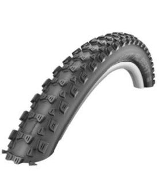 Schwalbe Schwalbe, Fat Albert Rear, 27.5x2.35, Foldable, TrailStar, SnakeSkin, Evo, TL-Ready, 67TPI, 23-50PSI, 740, Black