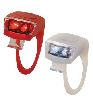 Torch, White Bright Flex 2/Tail Bright Flex 2 Set 4234+4233, Flashing light, Set