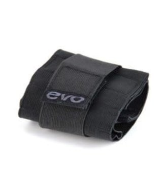 EVO EVO, E-Cargo Race Wrap, Saddle bag, 3'' x 8-1/2'', Black