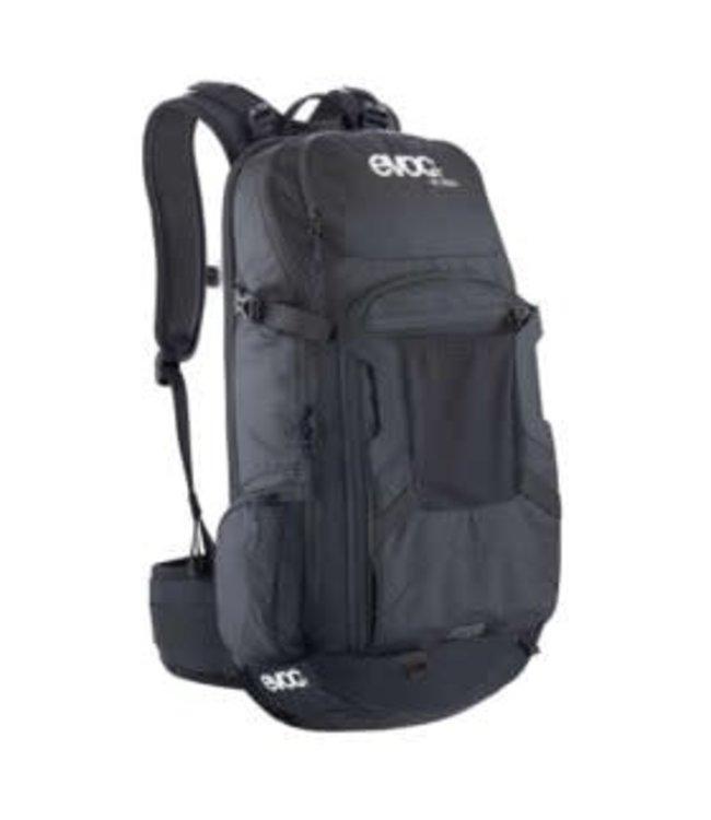 EVOC EVOC, FR Trail Protector, 20L, Backpack, Black, XL