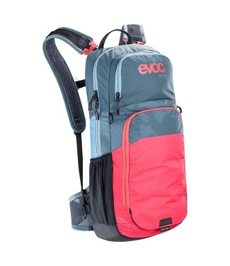 EVOC EVOC, CC 16L, Bladder: Included (2L), Slate/Red