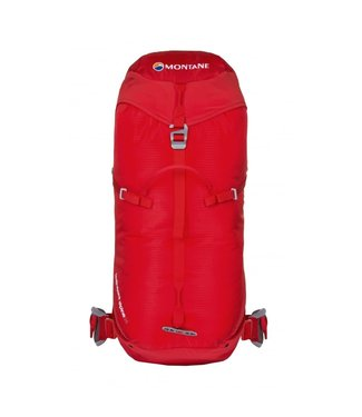 Montane Montane, FEATHERLITE ALPINE 35 Pack -FLAG RED-M/L