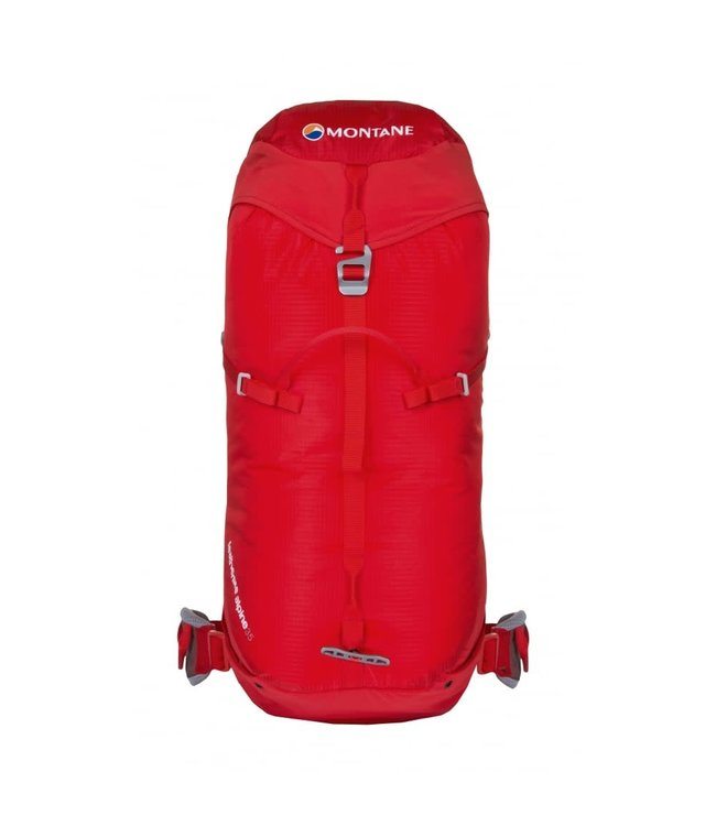 Montane Montane, Featherlite Alpine 35 Pack - Flag Red, M/L
