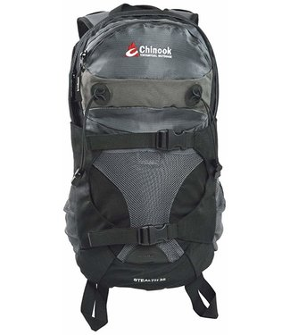 Chinook Chinook Stealth 35 Pack (Black), 31321BK