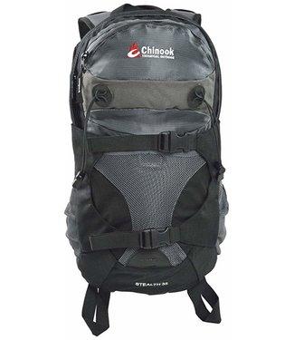 Chinook Chinook, Stealth 35 Pack, Black